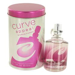 Curve Appeal Perfume by Liz Claiborne 1 oz Eau De Toilette Spray