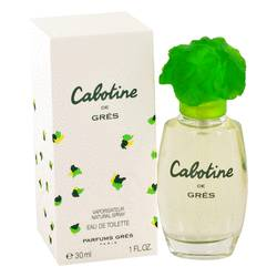 Cabotine Perfume by Parfums Gres 1 oz Eau De Toilette Spray
