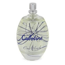 Cabotine Eau Vivide Perfume by Parfums Gres, 3.4 oz Eau De Toilette Spray (Tester) for Women