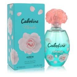 Cabotine Floralie Perfume by Parfums Gres, 100 ml Eau De Toilette Spray for Women