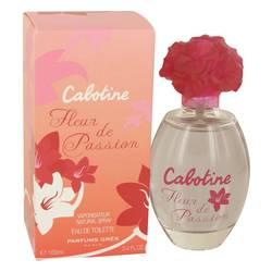 Cabotine Fleur De Passion Perfume by Parfums Gres, 100 ml Eau De Toilette Spray for Women