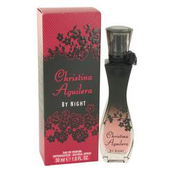 Christina Aguilera By Night Perfume by Christina Aguilera, 30 ml Eau De Parfum Spray for Women