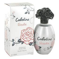 Cabotine Rosalie Perfume by Parfums Gres, 100 ml Eau De Toilette Spray for Women
