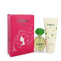 Cabotine Perfume by Parfums Gres -- Gift Set - 3.4 oz Eau De Toilette Spray + 6.7 oz Body Lotion