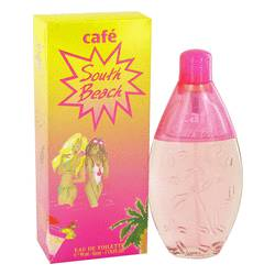 Café Southbeach Perfume by Cofinluxe 3.4 oz Eau De Toilette Spray