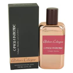 Camelia Intrepide Pure Perfume by Atelier Cologne, 3.3 oz Pure Perfume Spray (Unisex) for Women