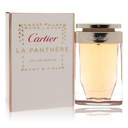 Cartier La Panthere Perfume by Cartier, 2.5 oz EDP Spray for Women