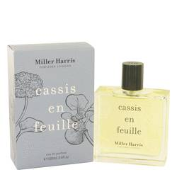 Cassis En Feuille Perfume by Miller Harris, 3.4 oz Eau De Parfum Spray for Women