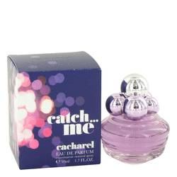 Catch Me Perfume by Cacharel, 50 ml Eau De Parfum Spray for Women