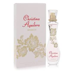 Christina Aguilera Woman Perfume by Christina Aguilera, 50 ml Eau De Parfum Spray for Women