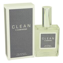 Clean Cashmere Perfume by Clean, 2.14 oz Eau De Parfum Spray for Women