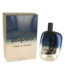 Comme Des Garcons Blue Cedrat Cologne by Comme des Garcons, 100 ml Eau De Parfum Spray for Men