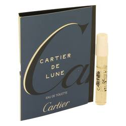 Cartier De Lune Perfume by Cartier 0.05 oz Vial I(sample)