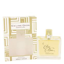 Celine Dion Signature Perfume by Celine Dion 3.4 oz Eau De Parfum Spray