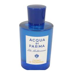Blu Mediterraneo Cedro Di Taormina Perfume by Acqua Di Parma, 5 oz EDT Spray (Unisex Tester) for Women
