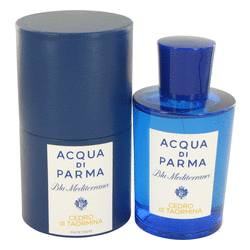 Blu Mediterraneo Cedro Di Taormina Perfume by Acqua Di Parma, 5 oz EDT Spray (Unisex) for Women