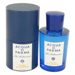 Blu Mediterraneo Cedro Di Taormina Perfume by Acqua Di Parma, 2.5 oz EDT Spray (Unisex) for Women