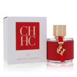 Ch Carolina Herrera Perfume by Carolina Herrera, 100 ml Eau De Toilette Spray for Women