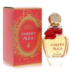 Cheeky Alice Perfume by Vivienne Westwood, 75 ml Eau De Toilette Spray for Women