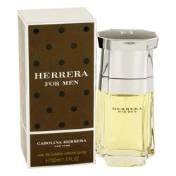 Carolina Herrera Cologne by Carolina Herrera 1.7 oz Eau De Toilette Spray
