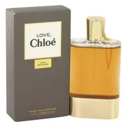 Chloe Love Perfume by Chloe, 1.7 oz Eau De Parfum Intense Spray for Women