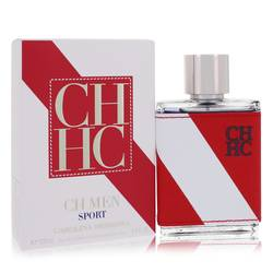 Ch Sport Cologne by Carolina Herrera, 100 ml Eau De Toilette Spray for Men