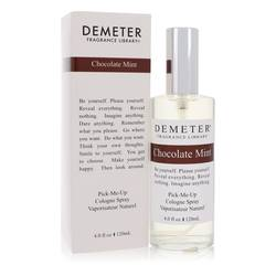 Demeter Perfume by Demeter 4 oz Chocolate Mint Cologne Spray