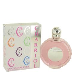 Young For Ever Perfume by Charriol, 3.4 oz Eau De Toilette Spray for Women