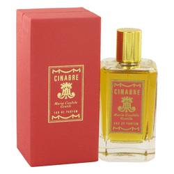 Cinabre Perfume by Maria Candida Gentile 3.3 oz Eau De Parfum Spray (Unisex) for Women. Savor the bold scents of spice and rose in Cinabre by Maria Candida Gentile. Launched in 2009, this overtly feminine fragrance has a vintage floral aroma created by notes of rose blending beautifully with Moroccan rose. The spicy oriental elements of this fragrance are created by the top notes of ginger, pepper and pink pepper.