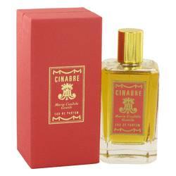 Cinabre Perfume by Maria Candida Gentile, 3.3 oz Eau De Parfum Spray (Unisex) for Women