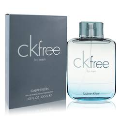 Ck Free Cologne by Calvin Klein 3.4 oz Eau De Toilette Spray