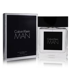 Calvin Klein Man Cologne by Calvin Klein, 3.4 oz Eau De Toilette Spray for Men