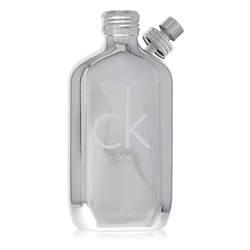 Ck One Platinum Perfume by Calvin Klein, 6.7 oz Eau De Toilette Spray (Unisex) for Women