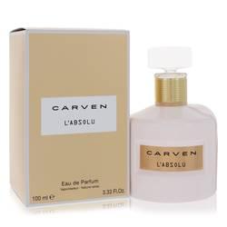 Carven L'absolu Perfume by Carven, 3.3 oz Eau De Parfum Spray for Women