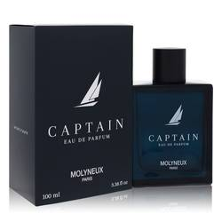 Captain Cologne by Molyneux 3.4 oz Eau De Parfum Spray