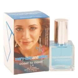 Coast To Coast La Beach Honeysuckle Perfume by Mary-Kate And Ashley, 1.7 oz Eau De Toilette Spray for Women