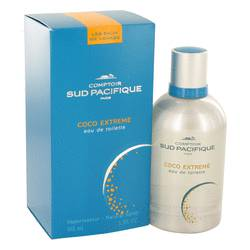 Comptoir Sud Pacifique Coco Extreme Perfume by Comptoir Sud Pacifique, 3.3 oz Eau De Toilette Spray for Women