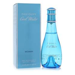 Cool Water Perfume by Davidoff 3.3 oz Deodorant Spray