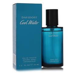 Cool Water Cologne by Davidoff 1.35 oz Eau De Toilette Spray