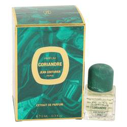 Coriandre Pure Perfume by Jean Couturier, .3 oz Extrait De Perfume for Women