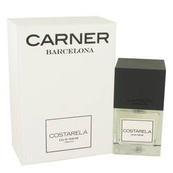 Costarela Perfume by Carner Barcelona, 3.4 oz Eau De Parfum Spray for Women