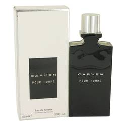 Carven Pour Homme Cologne by Carven, 3.4 oz Eau De Toilette Spray for Men