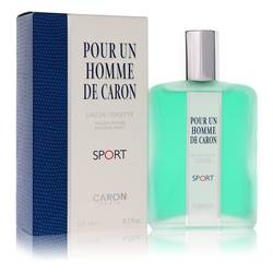 Caron Pour Homme Sport Cologne by Caron, 4.2 oz Eau De Toilette Spray for Men