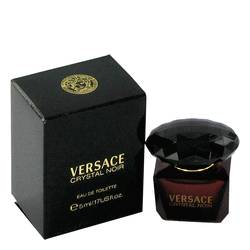 Crystal Noir Mini by Versace, 5 ml Mini EDT for Women from FragranceX.com