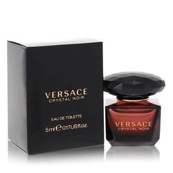 Crystal Noir Perfume by Versace 0.17 oz Mini EDT