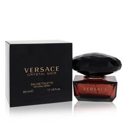 Crystal Noir Perfume by Versace, 50 ml Eau De Toilette Spray for Women from FragranceX.com