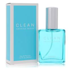 Clean Shower Fresh Perfume by Clean 1 oz Eau De Parfum Spray