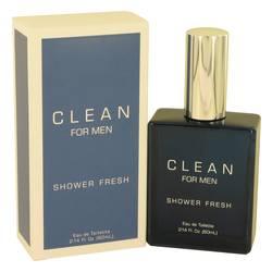 Clean Shower Fresh Cologne by Clean 2.14 oz Eau De Toilette Spray