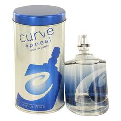 Curve Appeal Cologne by Liz Claiborne 2.5 oz Eau De Toilette Spray