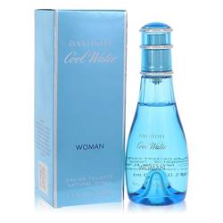 Cool Water Perfume by Davidoff 1.7 oz Eau De Toilette Spray
